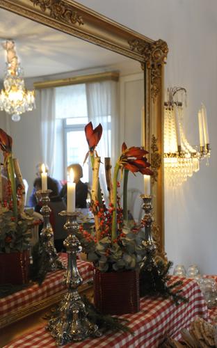 Julfrukost på Noors Slott